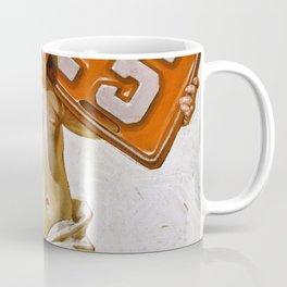 Joseph Christian Leyendecker - New Year Baby 1925 - Digital Remastered Edition Coffee Mug