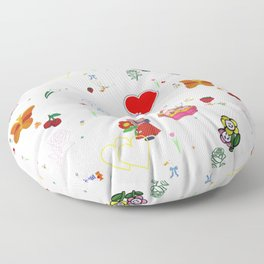 Favorites Floor Pillow