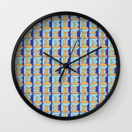 Coatl Code Wall Clock
