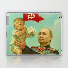 Trump Putin Laptop & iPad Skin