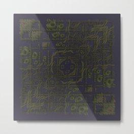 Random 3D No. 157 Metal Print
