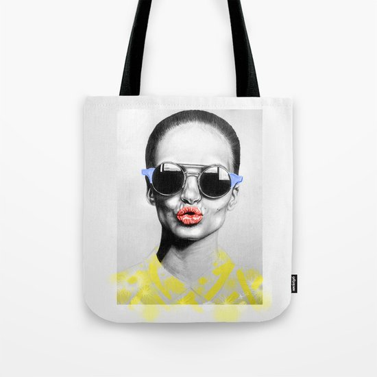 + SMOKE AND MIRRORS PRIMARY + Tote Bag