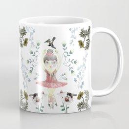 Dance in the flowers Coffee Mug