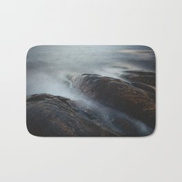 Creatures of the sea Bath Mat