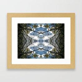 Cloudsphere Framed Art Print