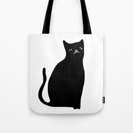 Mash the Cat Tote Bag