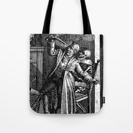 DEATH by GUN Tote Bag