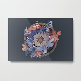 True Beauty Metal Print
