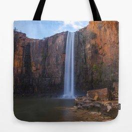 Waterfall on the Berkeley Tote Bag