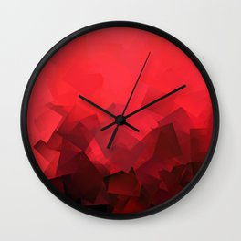 Cubism Abstract 192 Wall Clock