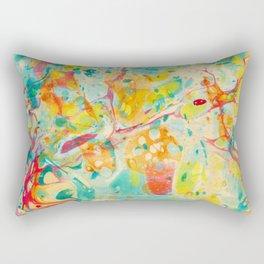 Abstract Painting ; Calliope Rectangular Pillow