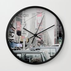 NEW YORK 2 Wall Clock