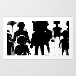 DarkMobil Art Print