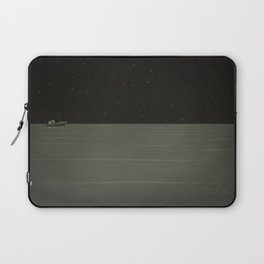 Lost Coastlines Laptop Sleeve