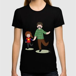 The Last Of Us - Joel and Ellie T-shirt