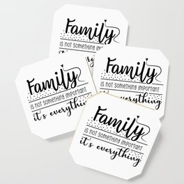 The family is everything Coaster
