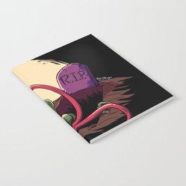 Not dead yet Notebook