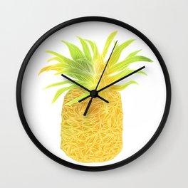 I am a cactus_B Wall Clock