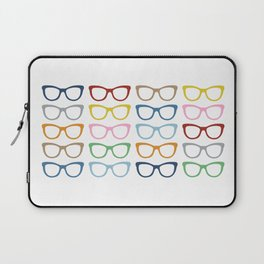 Glasses #2 Laptop Sleeve