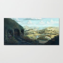 An Un-expected Journey Canvas Print