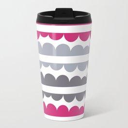 Mordidas Pink Yarrow Travel Mug