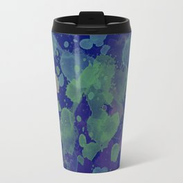 Abstract XV Travel Mug