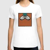 air jordan T-shirts featuring AIR JORDAN 5 by originalitypieces
