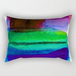 Meditations No.20e by Kathy Morton Stanion Rectangular Pillow