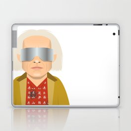DOC BROWN Laptop & iPad Skin