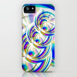 Abstract Perfection 22 iPhone Case