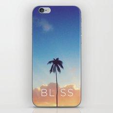Palm Tree Bliss iPhone & iPod Skin
