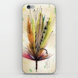 To Teach A Man To Fish iPhone Skin