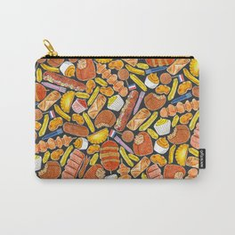 Ode to the Dutch Snacks by Veronique de Jong Carry-All Pouch