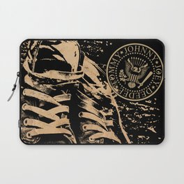 Ramones Shoes Laptop Sleeve