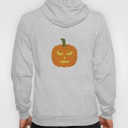 Evil light Halloween Pumpkin Hoody