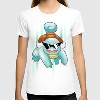 squirtle T-shirts featuring Squirtle Squad by Patrick Towers