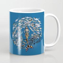 Mermaid in Monaco Coffee Mug