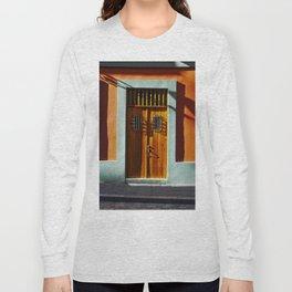 puerto rico house Long Sleeve T-shirt