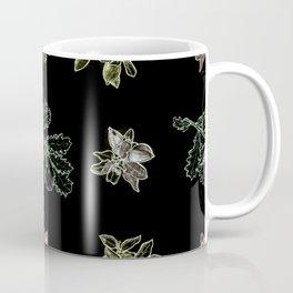 Quercus (black) Coffee Mug