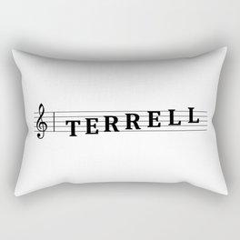 Name Terrell Rectangular Pillow