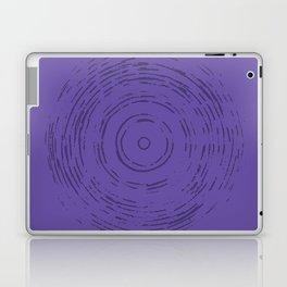 Violet Rainbow Laptop & iPad Skin