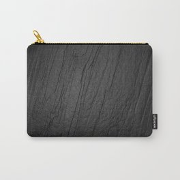 Black Carbon Carry-All Pouch