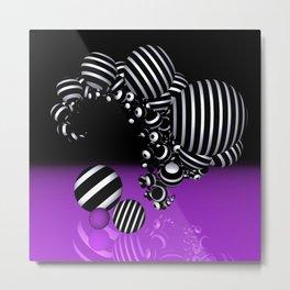 going mandelbrot -6- Metal Print