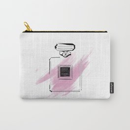 Purple perfume #3 Carry-All Pouch