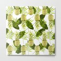 Tropical Pineapple by hellograce