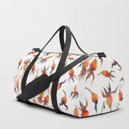 Rose Hips Duffle Bag