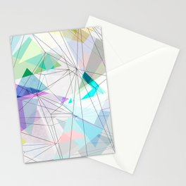 Graphic 41 VACANCY Stationery Cards