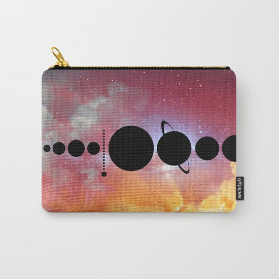 Solar System vol 1 Carry-All Pouch