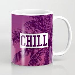 Tropical Chill Quote Coffee Mug