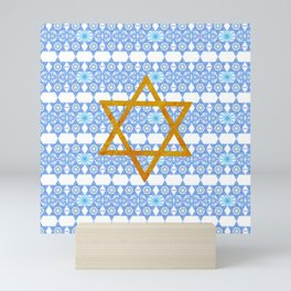 Happy Chanukah! Mini Art Print